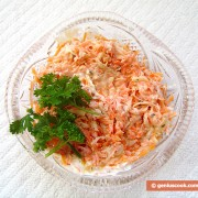 Insalata di carote