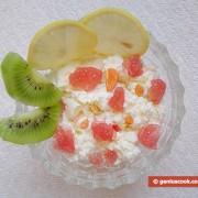 Ricotta alla frutta