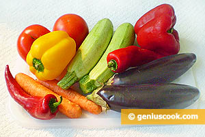 Involtini vegetali