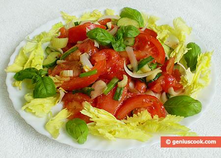 insalata pimavera