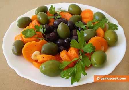 insalata di carota