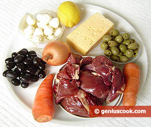 ingredienti insalata
