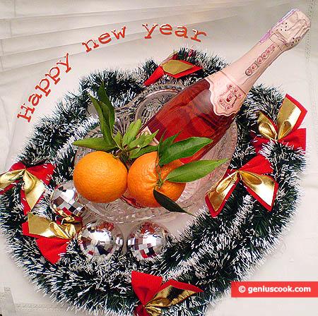Cartolina Happy New Year