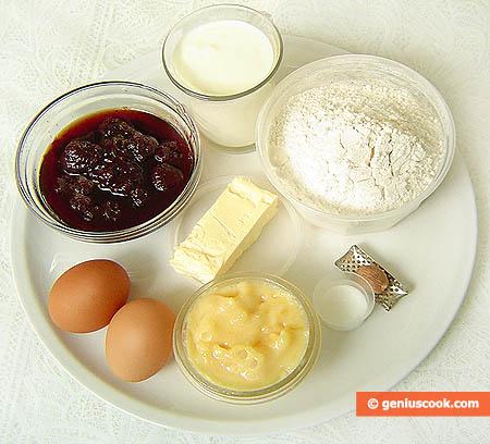 Ingredienti: Biscotti al miele