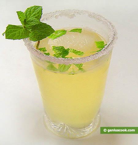 bicchiere di Limonata alla meta