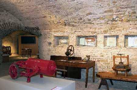 Museo attrezzi lavorazione Salame di Felino
