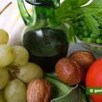 alcuni prodotti della Dieta Mediterranea