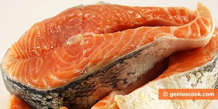 Fetta di Salmone