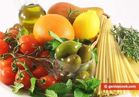 Prodotti Dieta Mediterranea