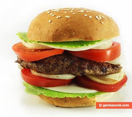 Il nostro Hamburger