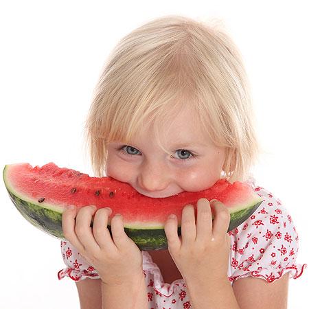 Anguria, molto utile per i bambini