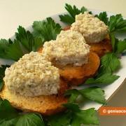 Forshmark, patè di aringa salata