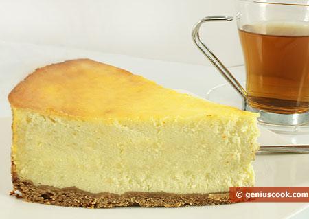 """Torta di formaggio """"Cheesecake New York"""""""