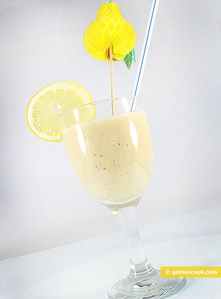 Cocktail Daiquiri alla banana