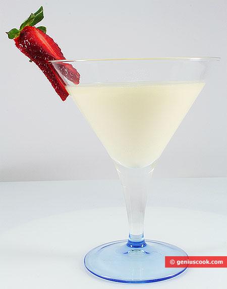"Cocktail ""Golden Cadillac"" (Cadillac d'oro)"