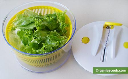 Centrifuga per verdure