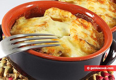 Patate in crema francese, al forno