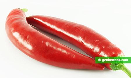 Peperoncini rossi piccanti