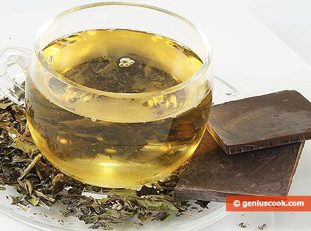 Tè Verde e Cioccolato