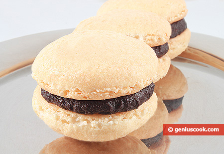 Biscotti francesi Macarons