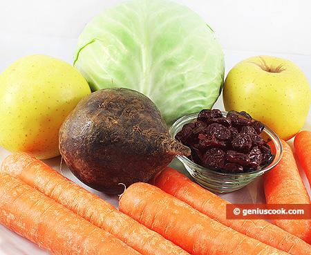 Frutta, ortaggi, bacche