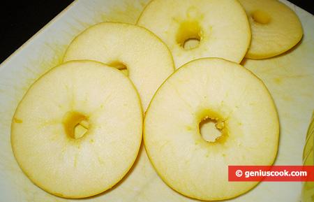 Dischi di mele