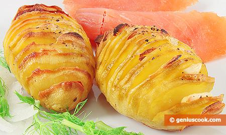 Patate al forno alla svedese