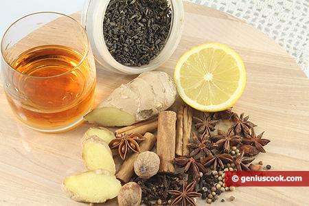 Ingredienti per la Bevanda, Grog