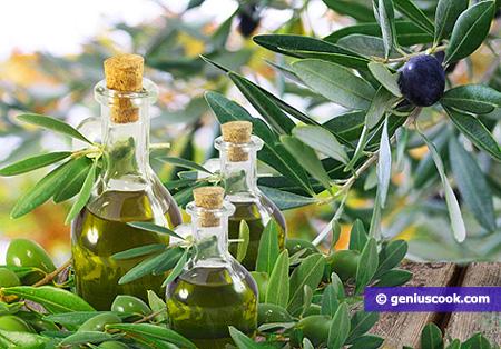 Olio di oliva Extravergine Italiano
