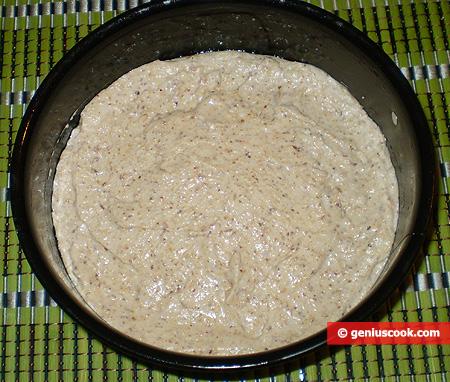 Impasto base torta