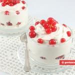 Yogurt Greco con Ribes freschi