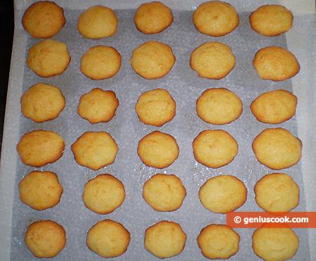 Biscotti a fine cottura