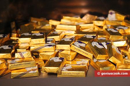 Cioccolattini confezionati
