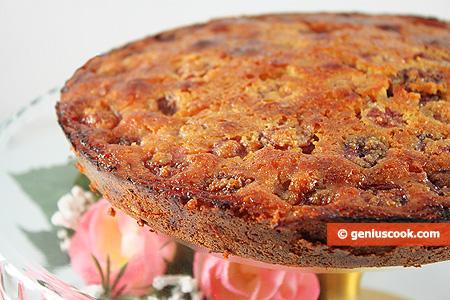 Clafoutis - torta alle ciliegie