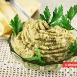 Baba Ghanoush, patè di melanzane e sesamo