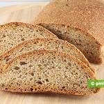Pane integrale con semi di Lino e Sesamo