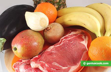Alimenti della Paleo Dieta