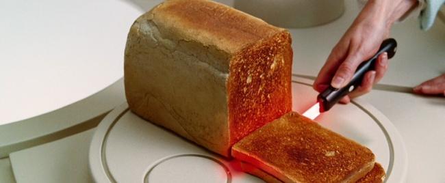 Coltello per tostare