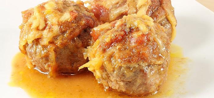 Polpette in salsa piccante