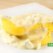 Polenta e Formaggio Gorgonzola