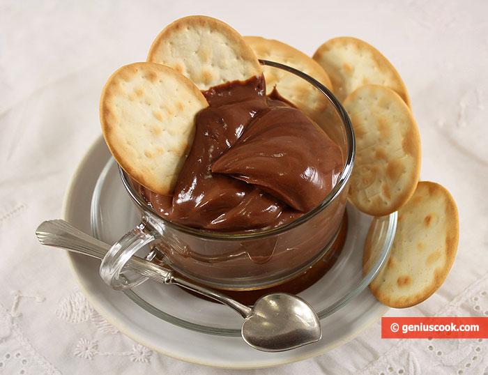 Crema di Yogurt al Cioccolato