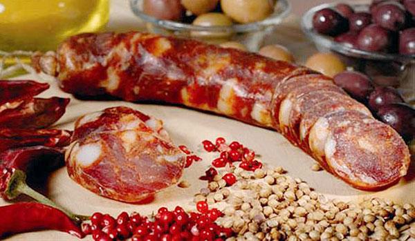 Salsiccia al Coriandolo