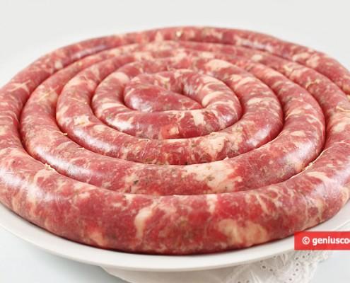 Carne insaccata