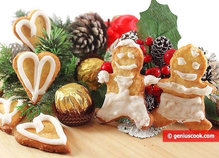 Biscotti croccanti, di Natale