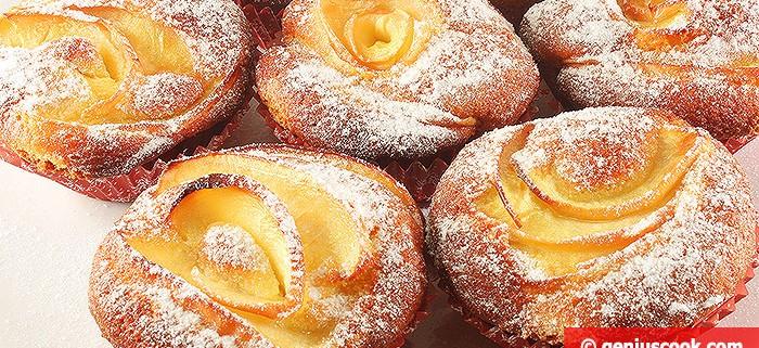 Muffin con Mele